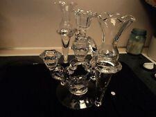 Cambridge Egergne Clear Glass