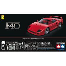 Tamiya 24295 Ferrari F40 1/24