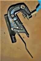 Mercury 35 HP Swivel Bracket Assembly PN 7655A1 Fits 1969-1989
