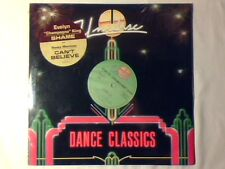 """EVELYN """"CHAMPAGNE"""" KING Shame NANCY MARTINEZ Can't believe 12"""" SEALED VERY RARE!"""