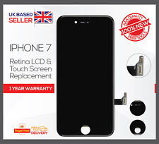 for iPhone 7 Black Touch Screen LCD Display Digitizer Assembly Replacement