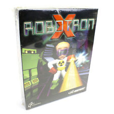 Robotron X for PC CD-ROM in Big Box by GT Interactive, 1997, Sealed, BNIB