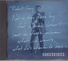 Robert Cray-Consequences Promo cd single