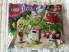 LEGO FRIENDS Stephanie - number 30105 - RARE - unopened