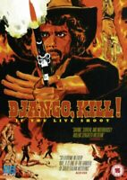 Nuovo Django Kill - Se Voi Live Shoot DVD