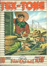 PETITS FORMATS / TEX TONE N° 269 - IMPERIA -1968- TTBE !