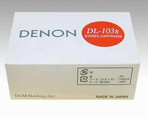 Denon DL 103R MC system Pickup
