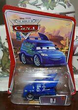 Disney Pixar Cars World of Cars Leroy Traffik Rare