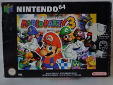 N64 Spiel - Mario Party 3 (mit OVP / OHNE ANLEITUNG) 10636299