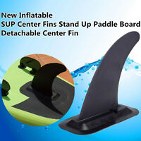 Inflatable Center Fin For SUP Stand Up Paddle Spors Surfing Board Longboard Hot