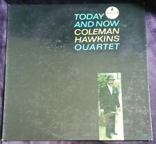 Today and Now - Coleman Hawkins LP Impulse A-34 Mono