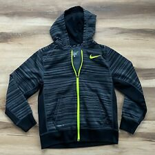 NIKE Therma Fit Youth Hoodie Full Zip Jacket Size XL