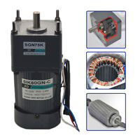 5IK120GN-C 120W AC220V Single Phase Gear Motor Large Torque Motor with Capacitor