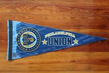 Philadelphia Union large felt pennant flag banner sign major league soccer Mls