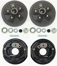 "Trailer 5 on 5 Hub Drum Kits with 10""X2-1/4"" Electric brakes for 3500 lbs axle"