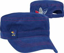 NEW ADIDAS Kansas Jayhawks adidas Royal Women's Sweet Season Military Hat TEAM
