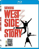 West Side Story (50th ann. edition blue ray) New, Free shipping