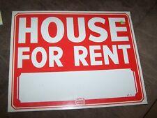 Single Jumbo House For Rent 15 X 19 Sign