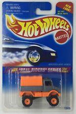 "1995 Hot Wheels ""Real Riders"" Series Mercedes-Benz Unimog # 2 Of 4 # 318"