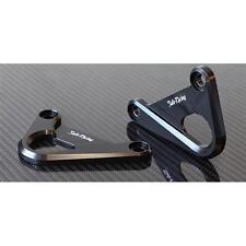 Sato Racing Billet Aluminum Anodized Black Racing Hooks for BMW 09+ S1000RR