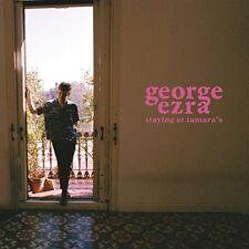GEORGE EZRA CD - STAYING AT TAMARA'S (2018) - NEW UNOPENED - SONY