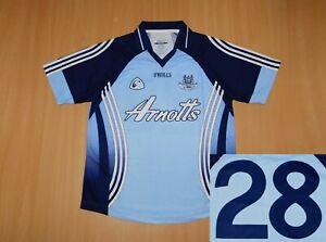 * ATH CLIATH MATCH #28 O'NEILLS GAA GAELIC shirt Ireland jersey Dublin hurling