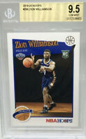 2019-20 Panini NBA Hoops Zion Williamson Rookie Card RC New Orleans Pelicans 🔥