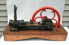 19th C Small Indutrial Live Steam Engine Complete And Working Condition