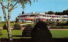 THREE LAKES WISCONSIN~THE NORTHERNAIRE RESORT~ POSTCARD 1959 PSTMK