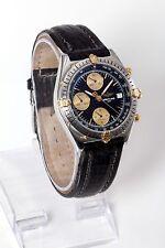 Breitling Windrider Chronomat Stahl/Gold Automatikuhr Ref. B13048 Chronograph