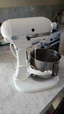 KitchenAid 5KPM5 4.8L Heavy Duty Stand Mixer - White