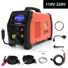 5 In 1 200amp 110v 220v Mig 200 Pro Aluminum Mig Welder Tig Mig Welding Machine