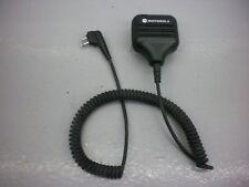 Motorola Shoulder Clip Speaker/Microphone HMN 9026B VGC!
