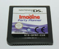 Nintendo DS Imagine Party Planner Game Cartridge Only