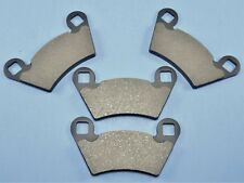 New Rear Brake Pads For POLARIS RZR XP 900 EFI (2011-13) RZR 900 (2014)