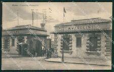 Roma Città Caserma Mussolini Militari cartolina QT2142