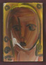 Hartmut Ritzerfeld-Buchdeckelmalerei -- Buch: Das Mittelalter von 1967-