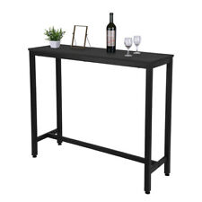 New ListingCounter Height Pub Bar Table Kitchen Furniture Dining Table for Home Office Usa