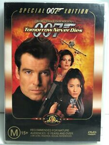 Tomorrow Never Dies - 007 - Special Edition DVD - AusPost with Tracking