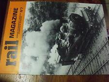 µ?§ Revue Rail Magazine n°7 CC 1100 232R.S   P.O Correze