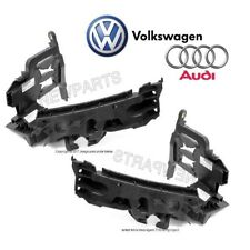 Audi Q5 Audi SQ5 Pair Set of Left and Right Headlight Support Bracket Genuine