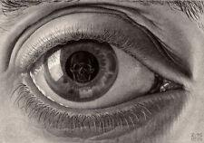 Escher # 24 cm 50x70 Poster Stampa Grafica Printing Digital Fine Art papiarte
