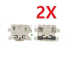 2X HTC Desire 626 OPM9120 USB Charger Charging Port Dock Connector USA