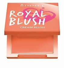 Rimmel London Royal Blush Shade Number 001 Peach Jewel NEW