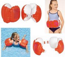 Wehncke 2 in 1 Super Plus Schwimmflügel Schwimmgurt Schwimmmanschette Aufblasbar