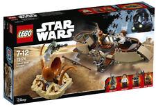 LEGO® Star Wars 75174 Desert Skiff Escape NEU & OVP Han Solo Chewbacca Boba Fett