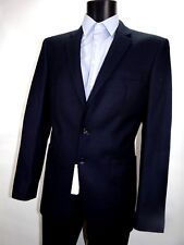JAEGER Navy Blue Blazer SPORTS Jacket 44R rrp £249 BNWT