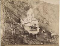 Yermakov Россия Russia Georgia Caucaso Vintage Albumina Ca