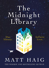 The Midnight Library by Matt Haig: The touching funny and heartwarming new novel