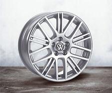 Original VW Exor STP 17 Zoll Felgen Satz silber Golf 4 Bora Polo 9N Fox